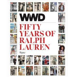 WWD Fifty Years of Ralph Lauren (Hardcover – Illustrated)